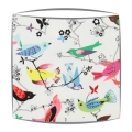 Alexander Henry June Song Fabric Lampshade in Brights