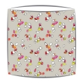 Bon Maison Seeds fabric lampshade in stone