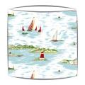 Cath Kidston Boat fabric lampshade