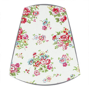Cath Kidston Fabric Candle Clip On Lampshade in Cranham