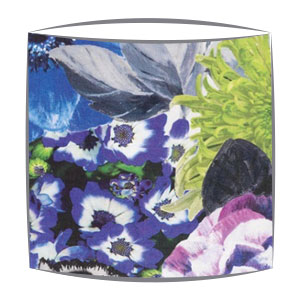Designers Guild Oriana fabric lampshade in Crocus