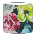Designers Guild Pandora fabric lampshade in Peony