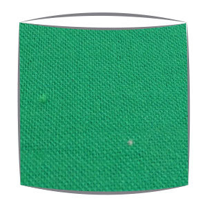 Lampshade in emerald green fabric (2)