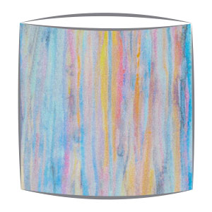 Liberty Art Tana Lawn fabric lampshade in pastels small