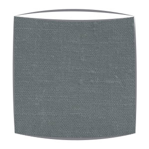 Linen Lampshade in Graphite