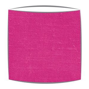 Linen Lampshade in Hot Pink