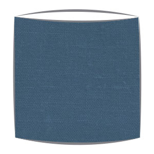 Linen Lampshade in Navy