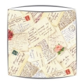 Michael Miller Fench Post fabric lampshade