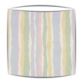Roald Dahl Midgy Stripe Pastel fabric Lampshade