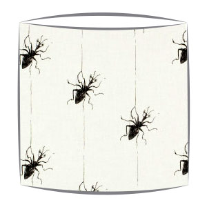 Roald Dahl Miss Spider fabric Lampshade