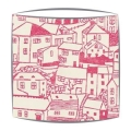 Sanderson St Ives fabric lampshade in Pink