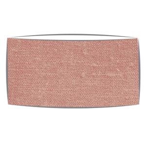 Large Oversized Drum Lampshade in Dusky pink Linen