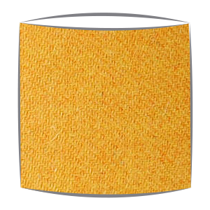 Harris Tweed Lampshade in Mustard Yellow