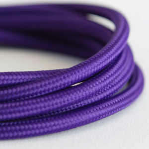 purple lighting cable