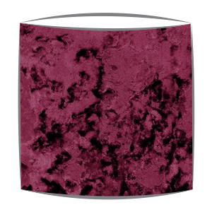 Crushed Velvet Lampshades