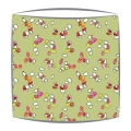 Bon Maison Seeds fabric lampshade in green