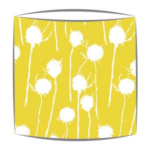 Bon Maison Teasels fabric in mustard (2)