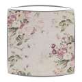 Cabbages and Roses Contstance fabric lampshade in multi