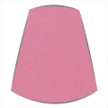 Candle Clip Lampshade for Candelabra or Wall Lights in Candy Pink