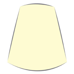 Candle Clip Lampshade for Candelabra or Wall Lights in Cream