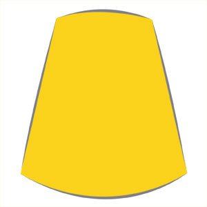 Candle Clip Lampshade for Candelabra or Wall Lights in Yellow