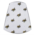 Candle Clip Lampshade in Sophie Allport Bumble Bees