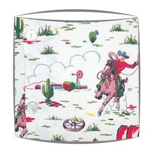Cath Kidstom Cowboy fabric lampshade