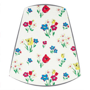 Cath Kidston Fabric Candle Clip On Lampshade in Paradise Fields