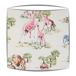 Cath Kidston  Safari fabric lampshade