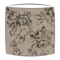 Clarke and Clarke Delphine lampshade in linen