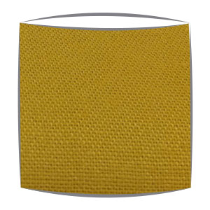 Lampshade in mustard fabric (2)