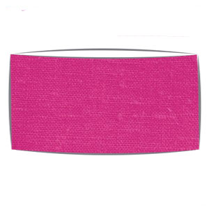 Large Oversized Drum Lampshade in Fuchsia Linen
