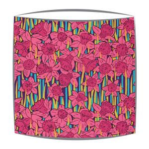 Liberty Hubert A Tana Lawn fabric Lampshade in pink