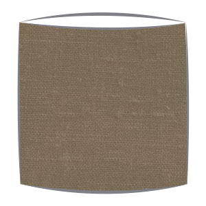 Linen Lampshade in Coffee