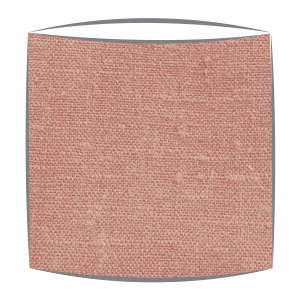 Linen Lampshade in Dusky PInk