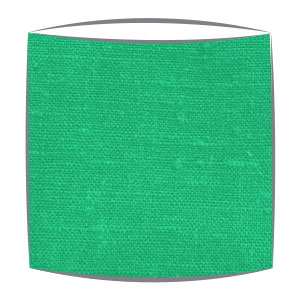 Linen Lampshade in Green