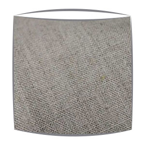 Linen Lampshade in Natural