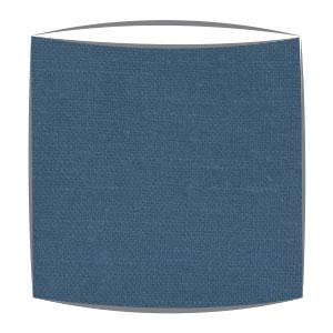 Linen Lampshade in Navy