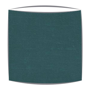 Linen Lampshade in Teal