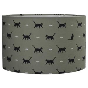 Sophie Allport Cats Fabric Lampshade