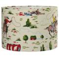 Cath Kidston Cowboy Fabric Lampshade