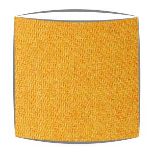 Harris Tweed Lampshade in Mustard Yellow