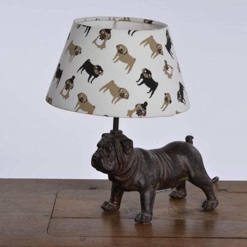 pug-print-lampshade