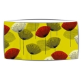 Extra Large oversized lampshade in Sandersons Dandelion Clocks fabric in yellow